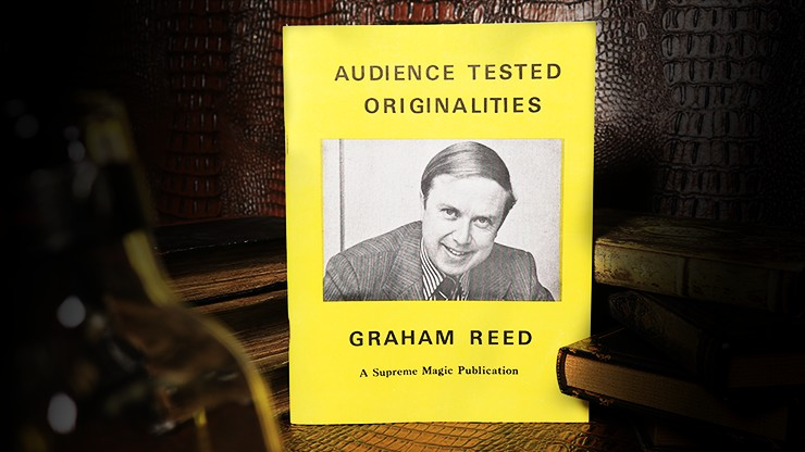 Audience Tested Originalities by Graham Reed