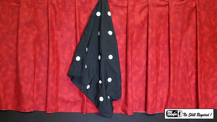 Polka Dot Silk (18' x 18') by Mr. Magic