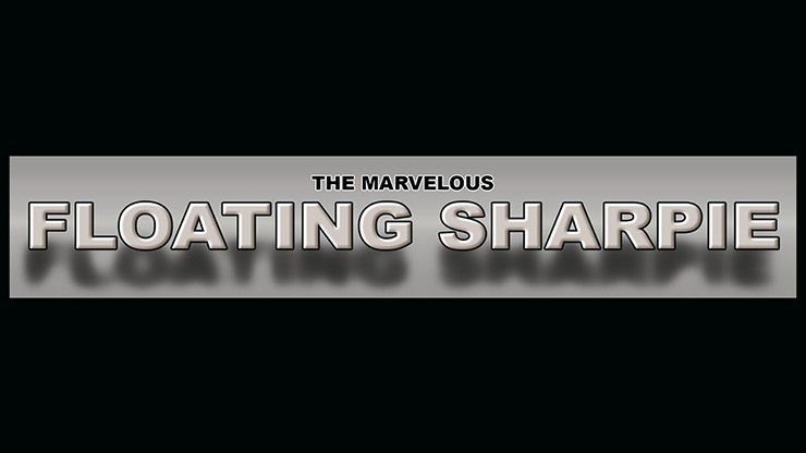 The Marvelous Floating Sharpie by Matthew Wright