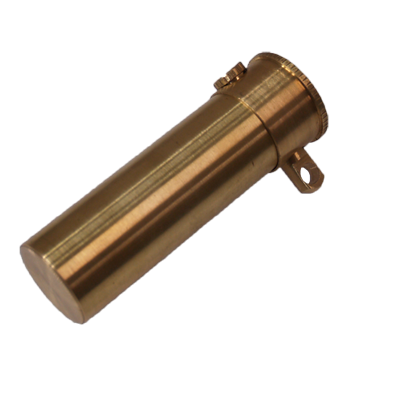 Pro Bill Tube (Brass) by Premium Magic