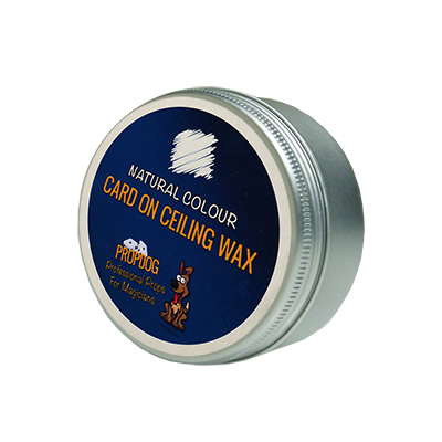 Card on Ceiling Wax 15g (Natural) by David Bonsall and PropDog