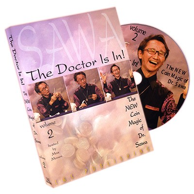 The Doctor Is In - The New Coin Magic of Dr. Sawa Vol 2