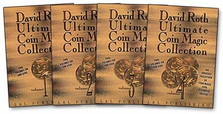 Roth Ultimate Coin Magic Collection- #4