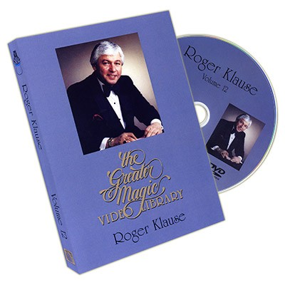 The Greater Magic Video Library Volume 12 - Roger Klause