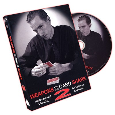 Weapons Of The Card Shark Vol. 2 by Jeff Wessmiller