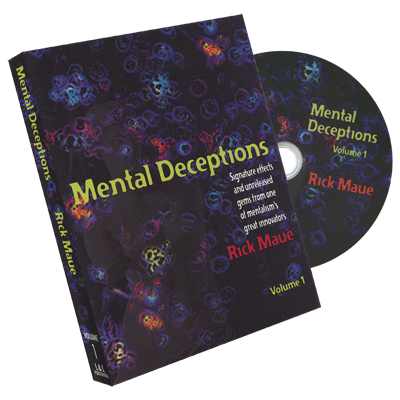 Mental Deceptions Vol. 1 by Rick Maue