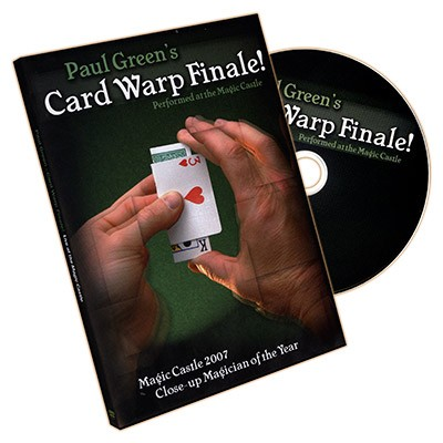 Card Warp Finale by Paul Green