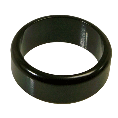 Wizard DarK FLAT Band PK Ring (size 24 mm, with DVD)