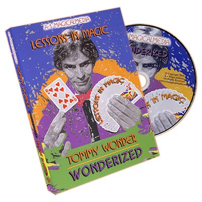 Wonderized by Tommy Wonder
