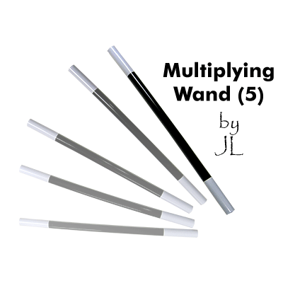 Multiplying Wand (5) by JL Magic