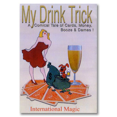 My Drink Trick by International Magic